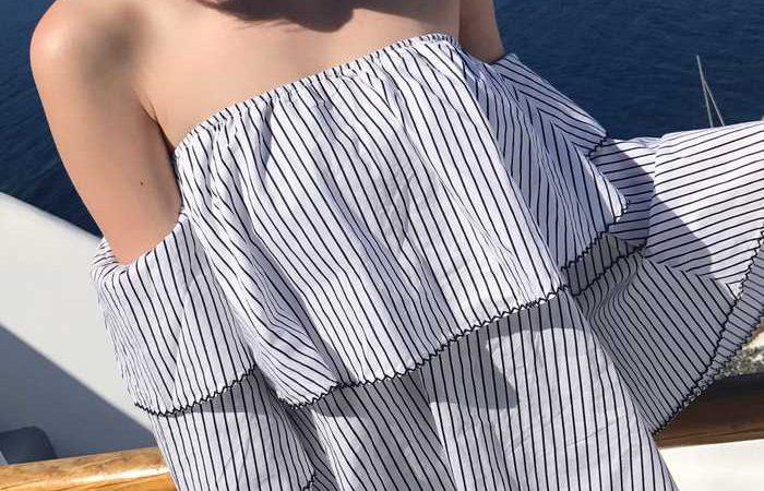 夏天怎麼穿內衣?一字領、細肩帶、露背搭配分享