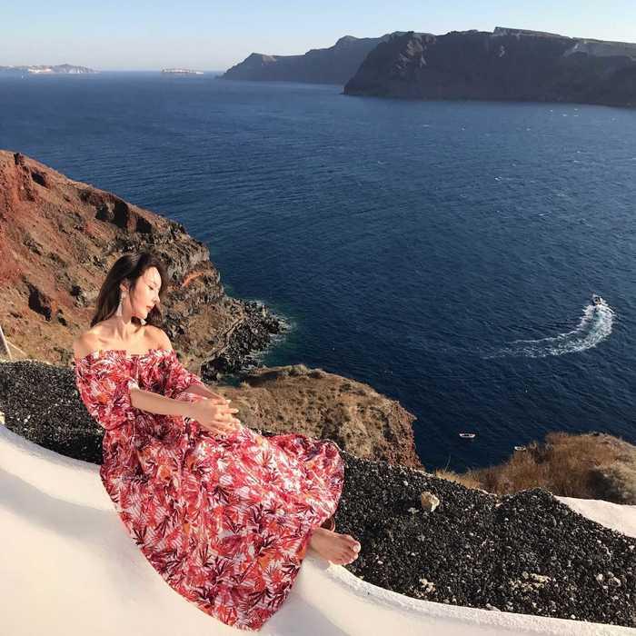 十個女生九個愛的連衣裙,最愛波西米亞風!
